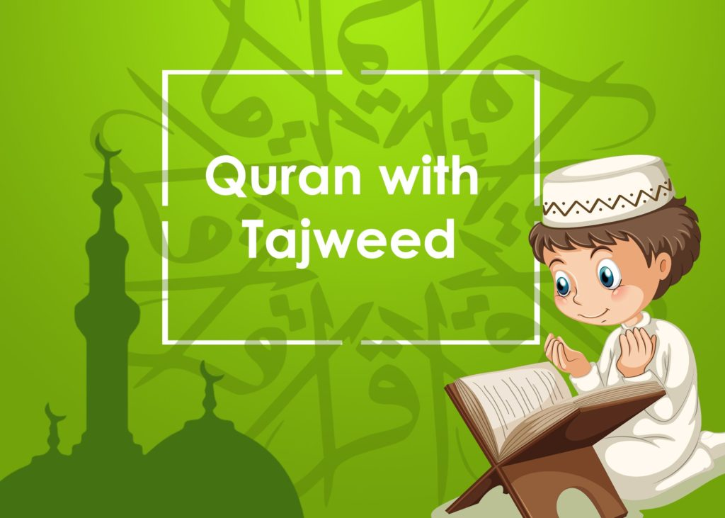 Quran with Tajweed