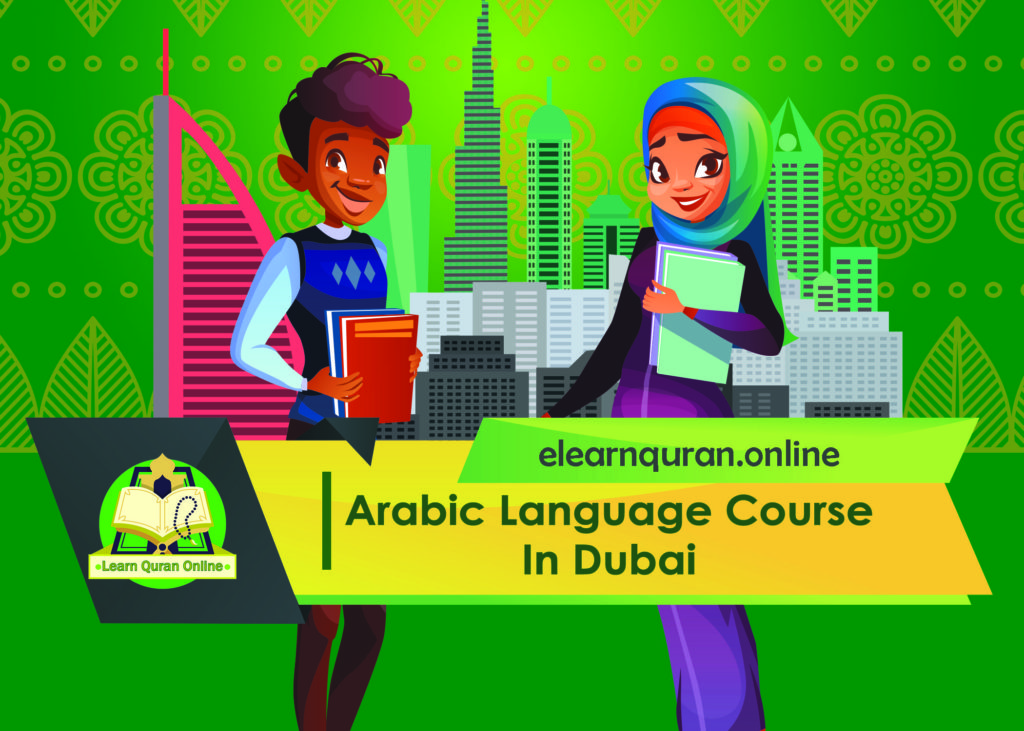 Arabic Language Course In Dubai