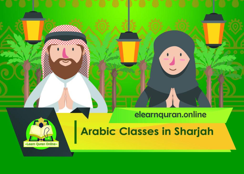 Arabic classes in Sharjah