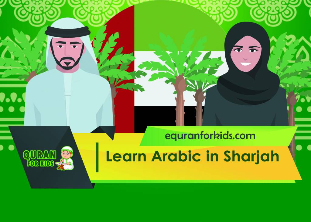 Learn Arabic in Sharjah