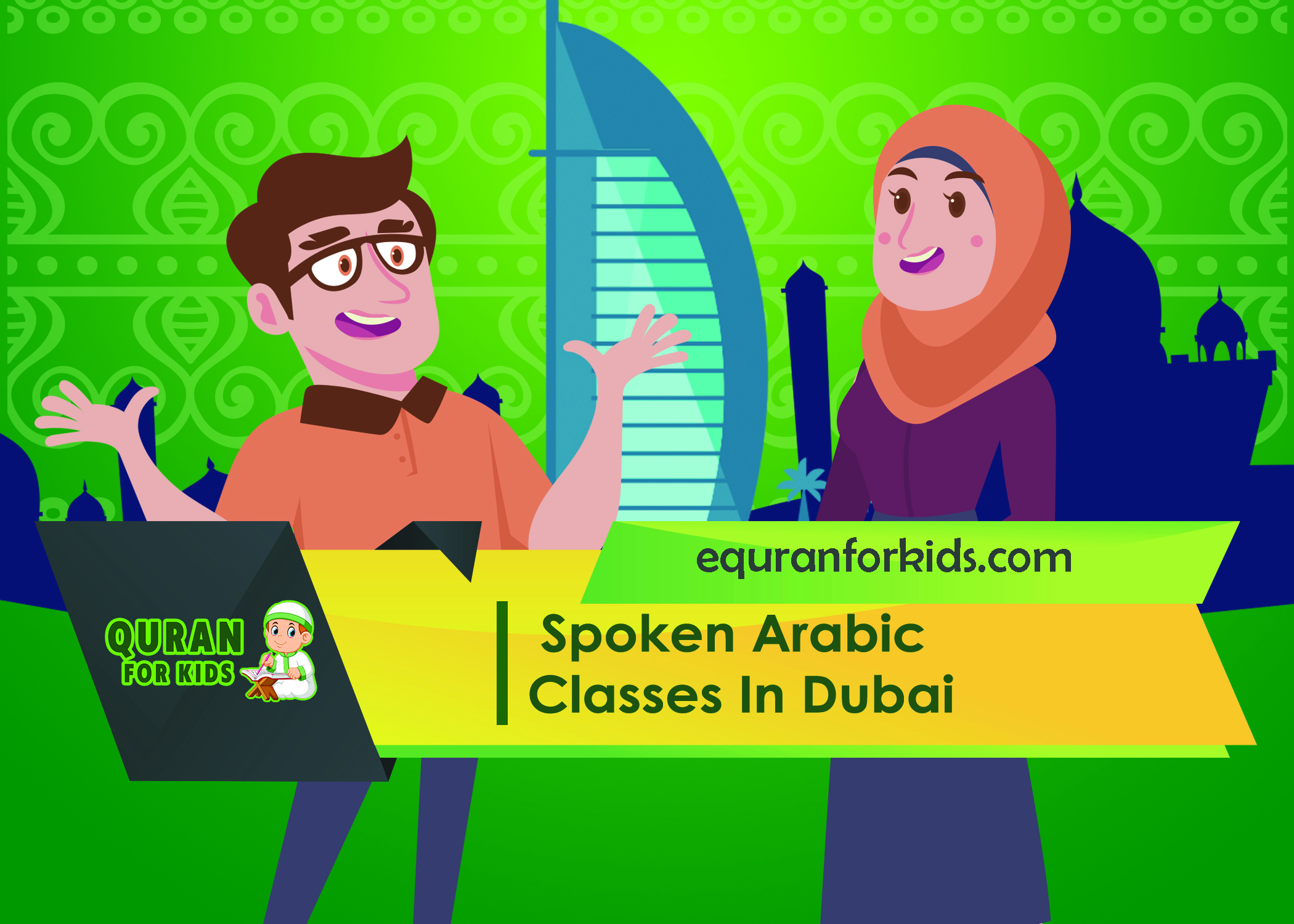 Arabic Classes in Dubai - learn quran online-quran for kids-learn