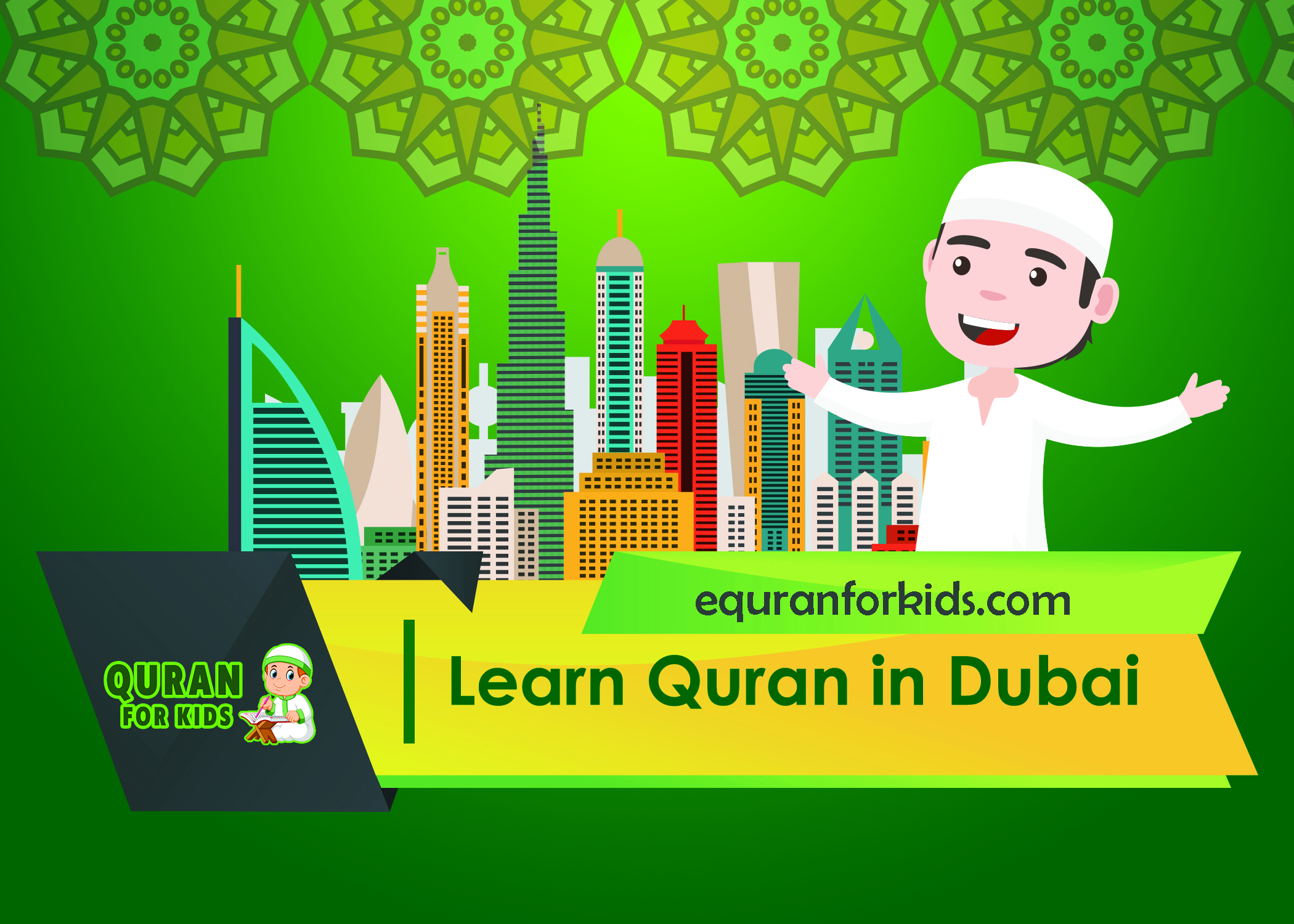 learn quran in dubai