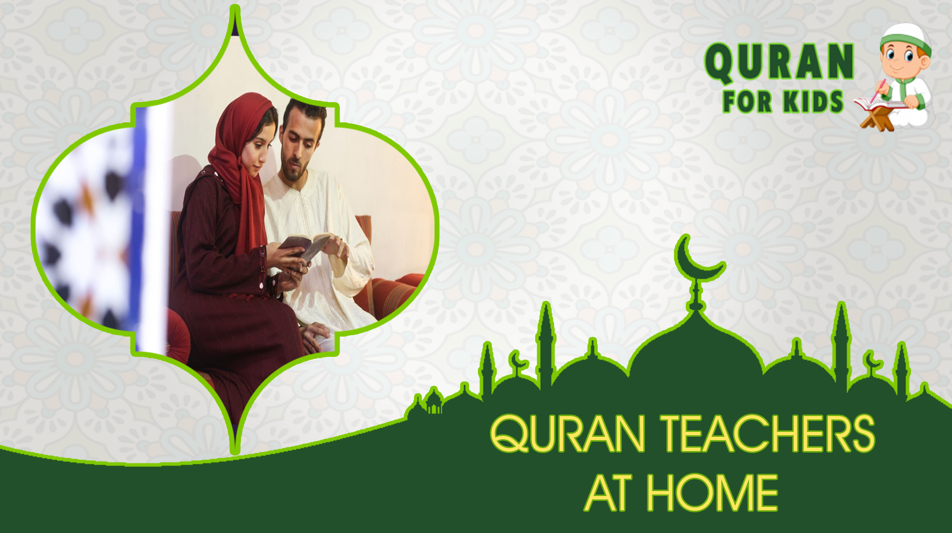 Quran Teachers At Home