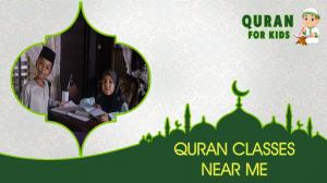 Quran Classes near me