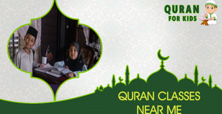 Quran Classes near me