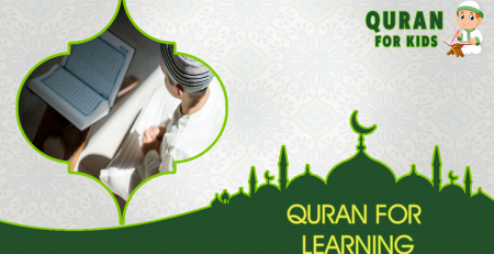 Quran for learning