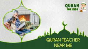 Quran Teacher near me